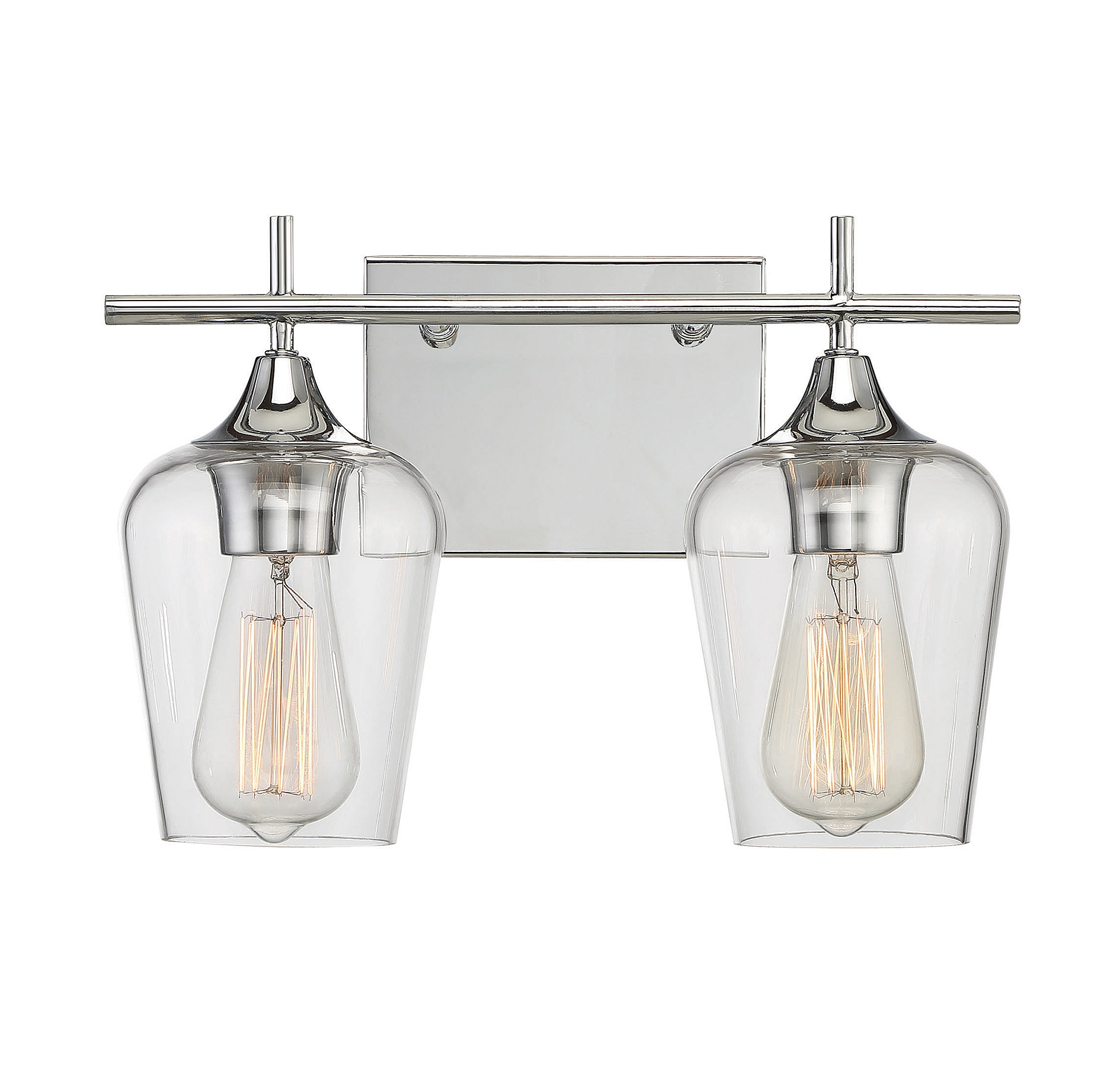 Octave Bathroom Vanity Light by Savoy House | 8-4030-2-11