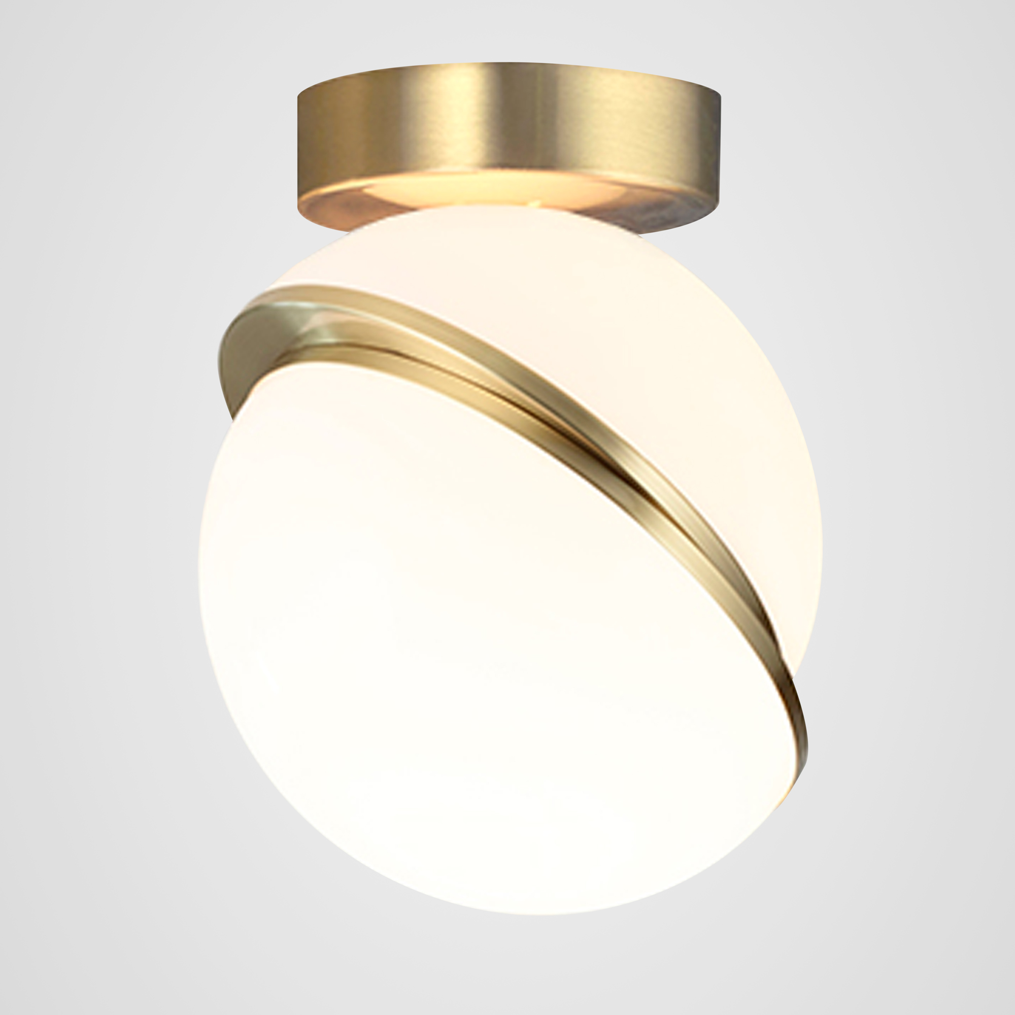 Mini Crescent Ceiling Light By Lee Broom Cre0170