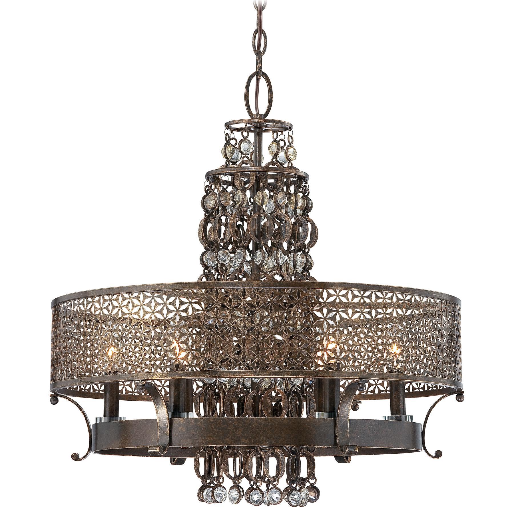 Ajourer chandelier by metropolitan lighting n6725 258 aloadofball Gallery