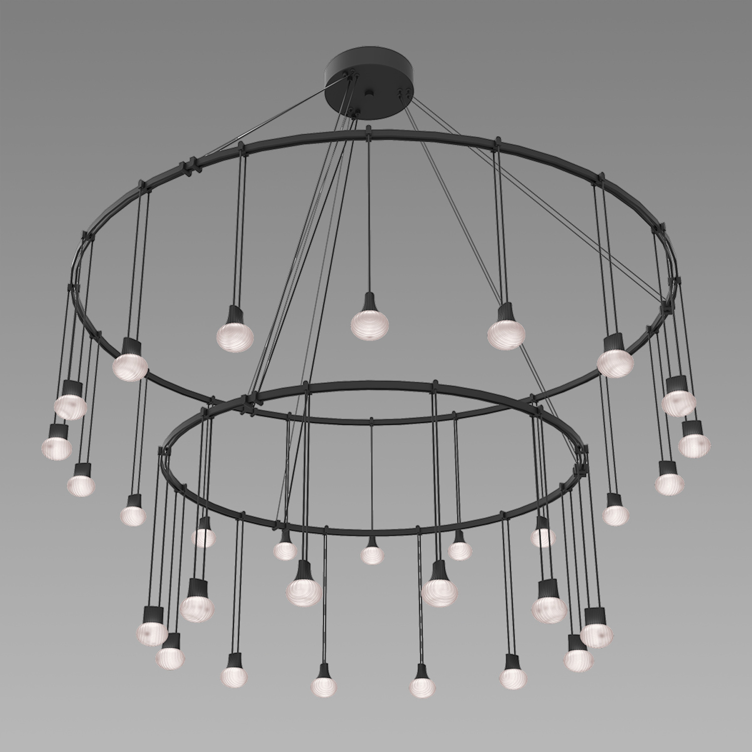 double ring pendant by sonneman  a way of light  sfkscxx  - suspenders double ring pendant by sonneman  a way of light sfkscxxrp