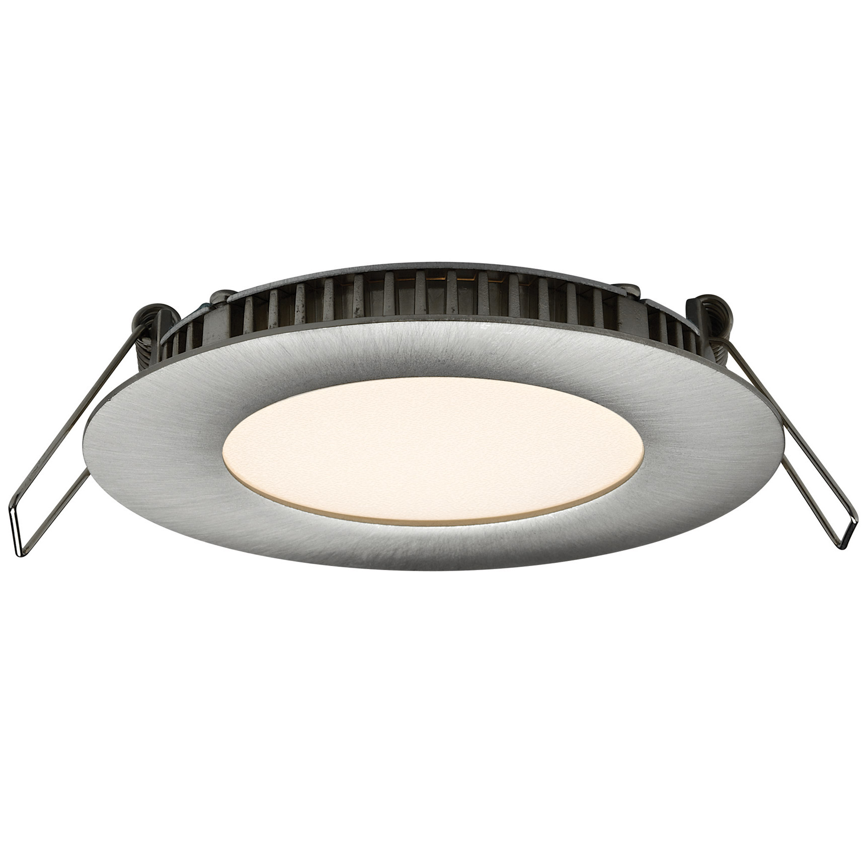 series round led recessed panel lightdals lighting