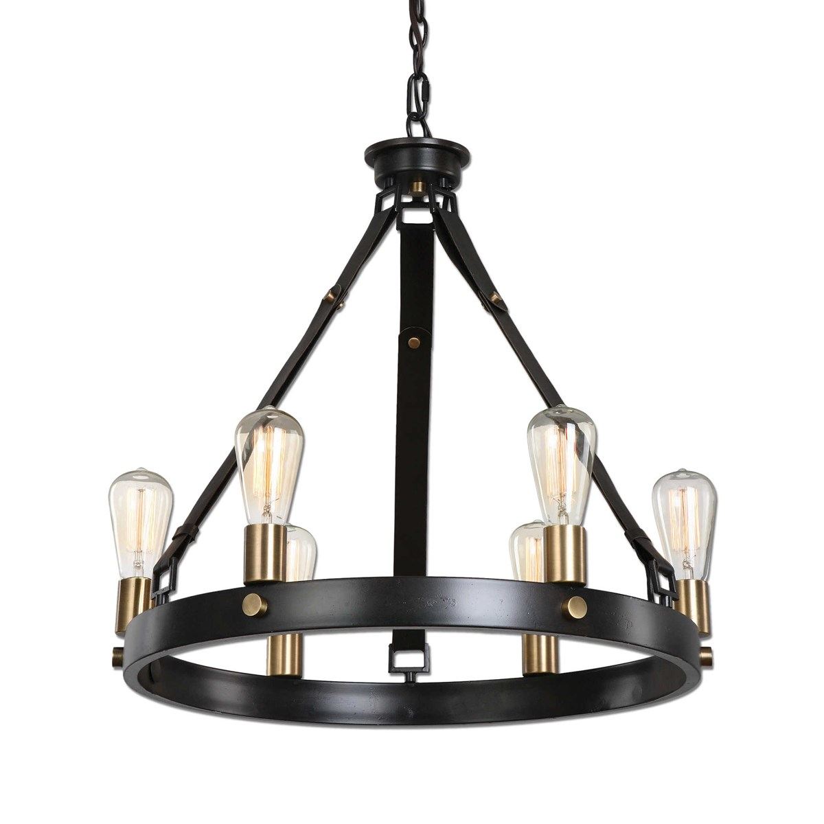 Chandelier by uttermost 21273 marlow chandelier by uttermost 21273 arubaitofo Images