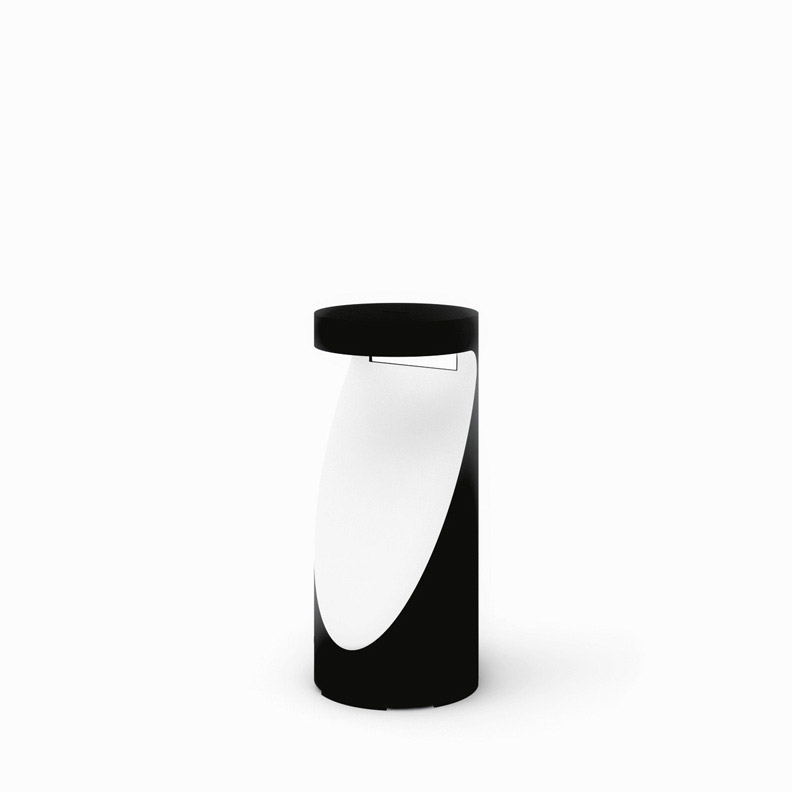 Ippolito Outdoor Bollard By Artemide