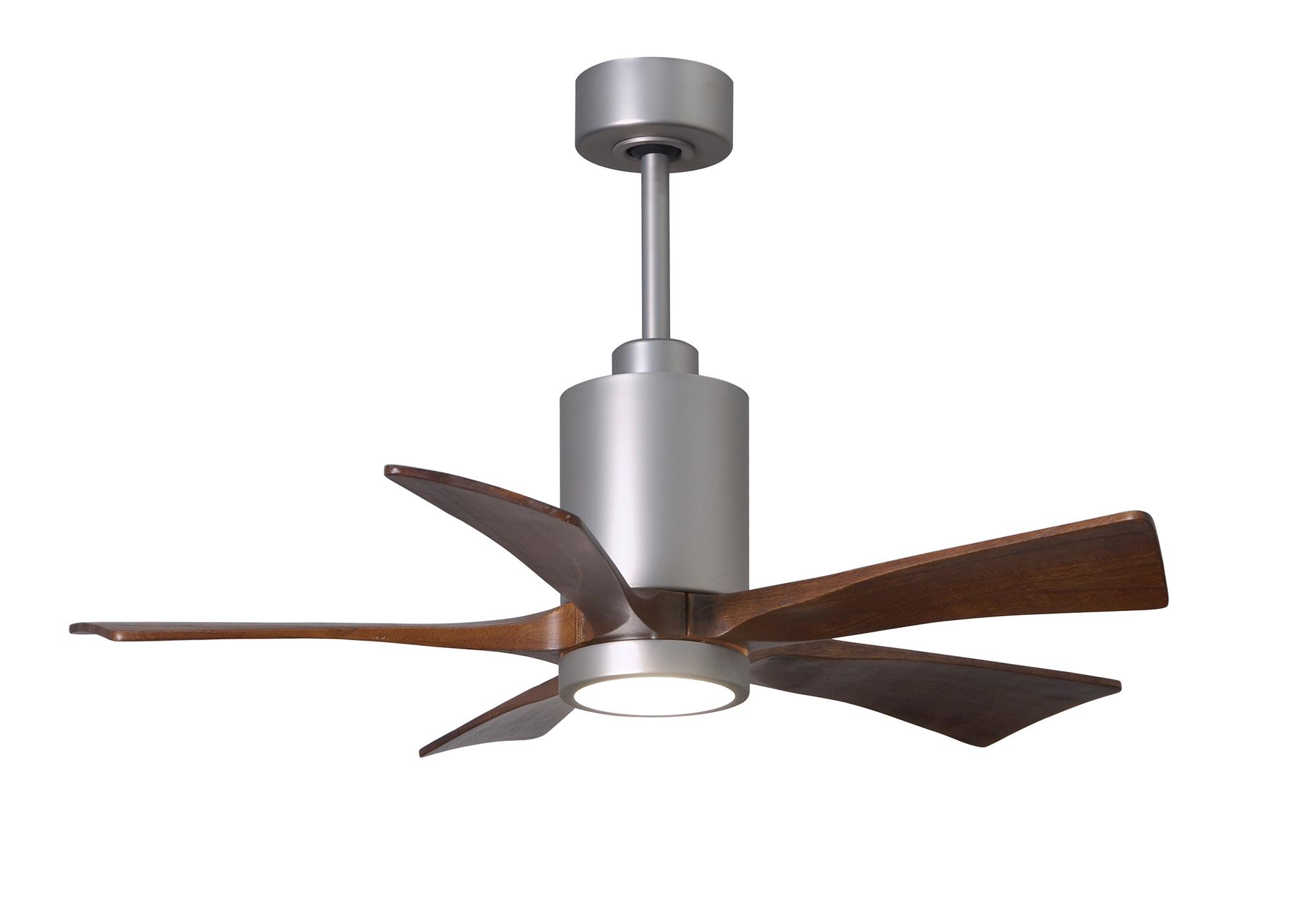 5 Blade Ceiling Fan with Light by Matthews Fan pany