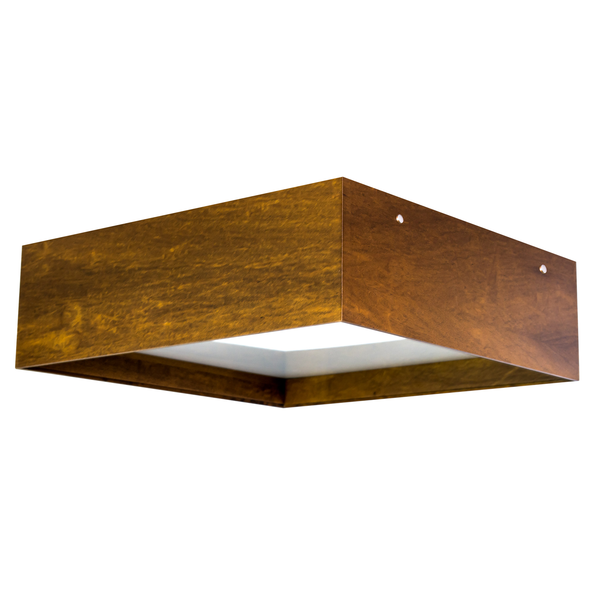 Line Frame Square Ceiling Light Fixture By Lightology Collection Lc Ac 591 18