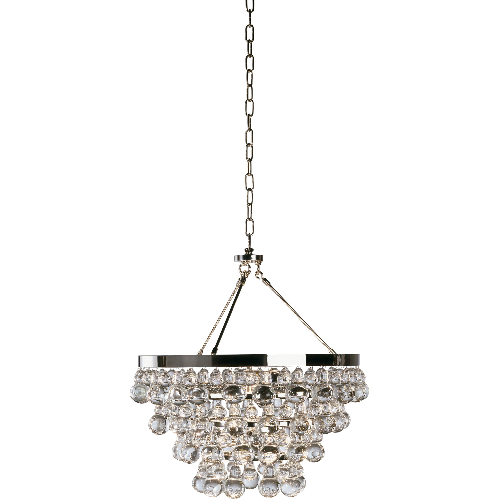 Convertible Chandelier by Robert Abbey