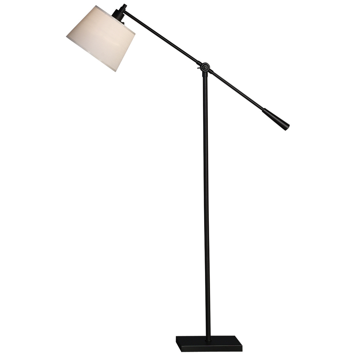 Real simple boom floor lamp by robert abbey ra 1834 aloadofball Image collections