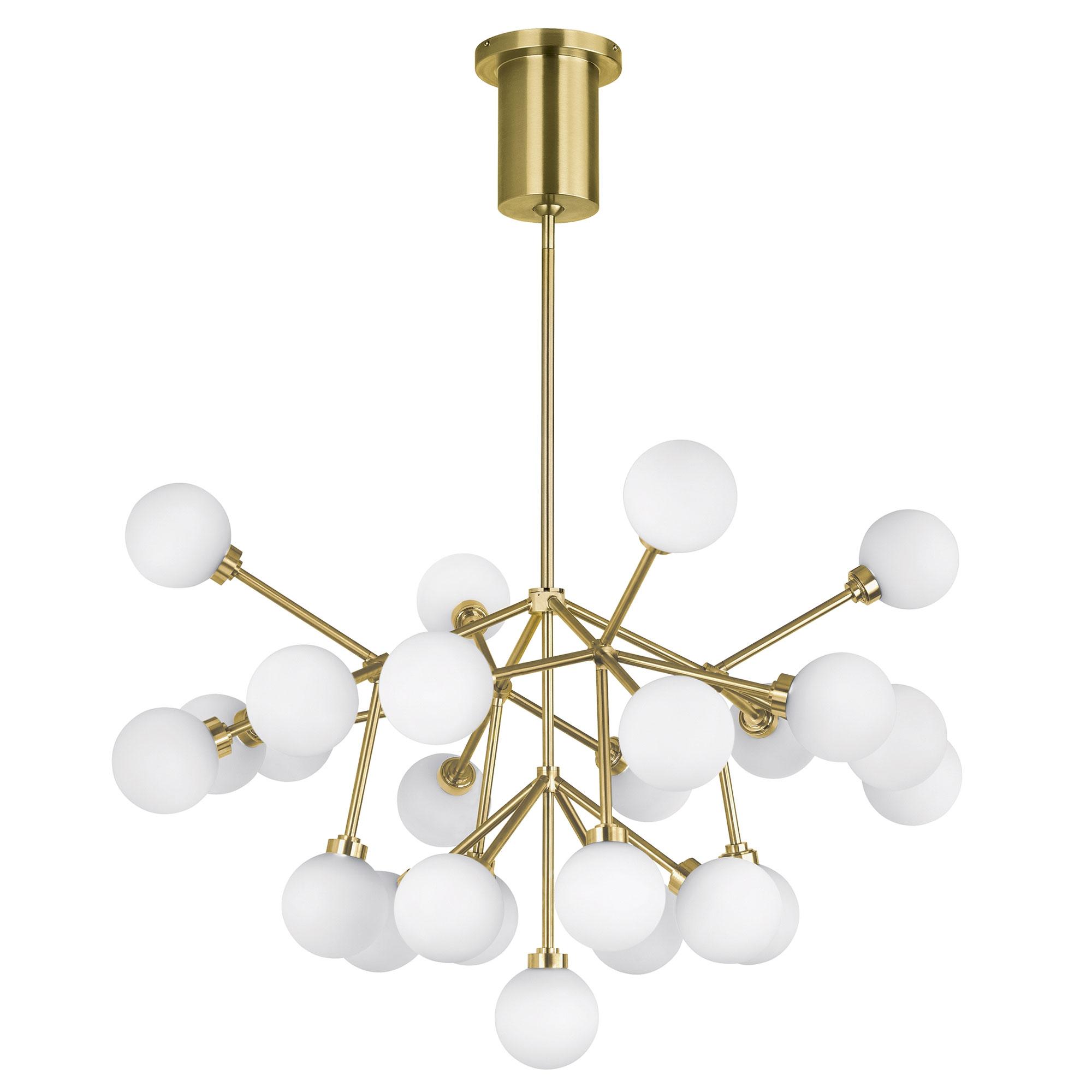 Mara chandelier by tech lighting 700mrawr led927 aloadofball Gallery