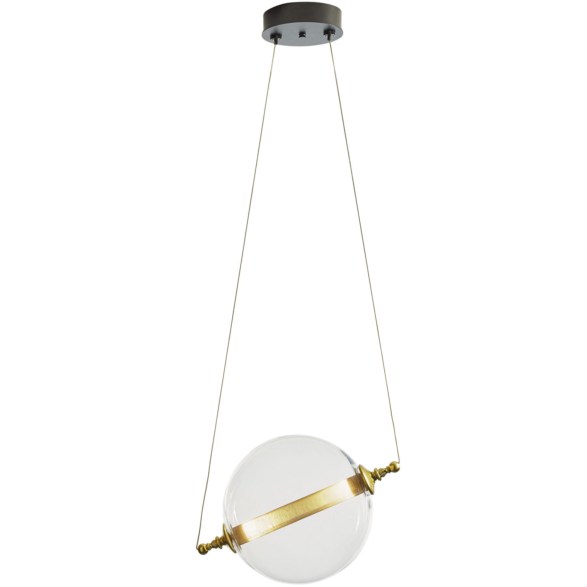 Otto Sphere Low Voltage Mini Pendant by Hubbardton Forge | 161305-1000