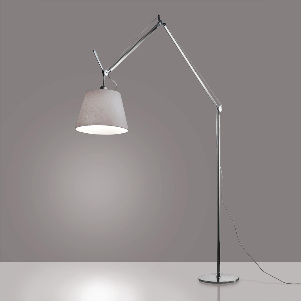 Tolomeo Mega Floor Lamp By Artemide Tlm0105