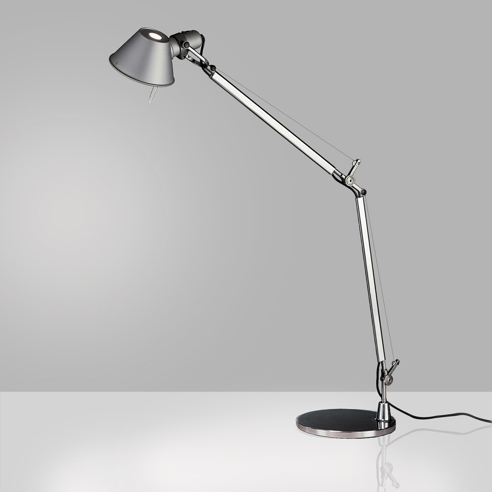 tolomeo classic desk lamp by artemide tol0000. Black Bedroom Furniture Sets. Home Design Ideas