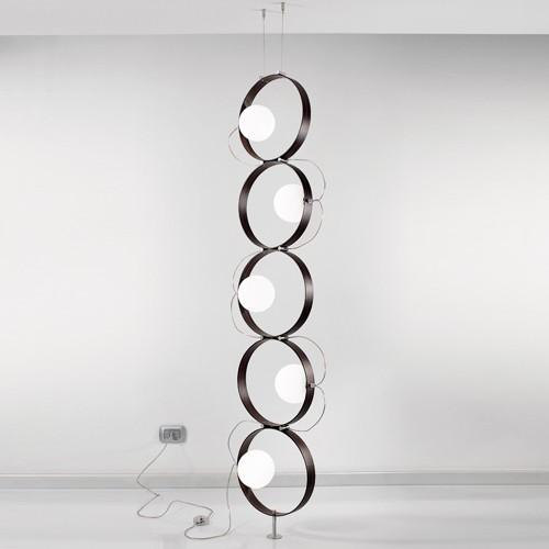 5 floor to ceiling lamp by leucos 0308241213659 giuko 5 floor to ceiling lamp by leucos 0308241213659 mozeypictures Image collections