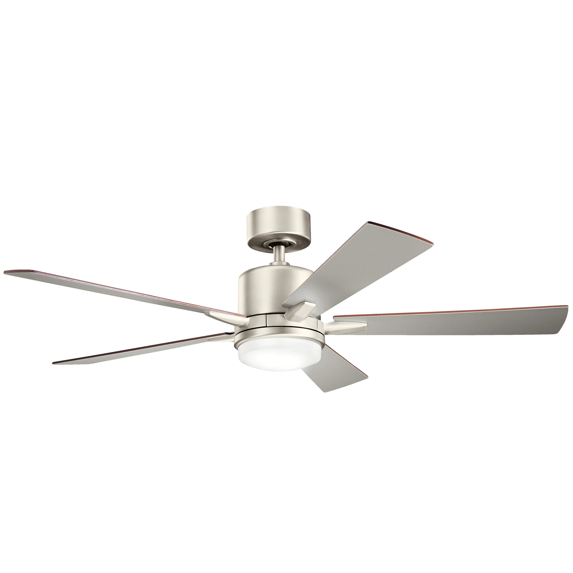Lucian Ceiling Fan with Light by Kichler