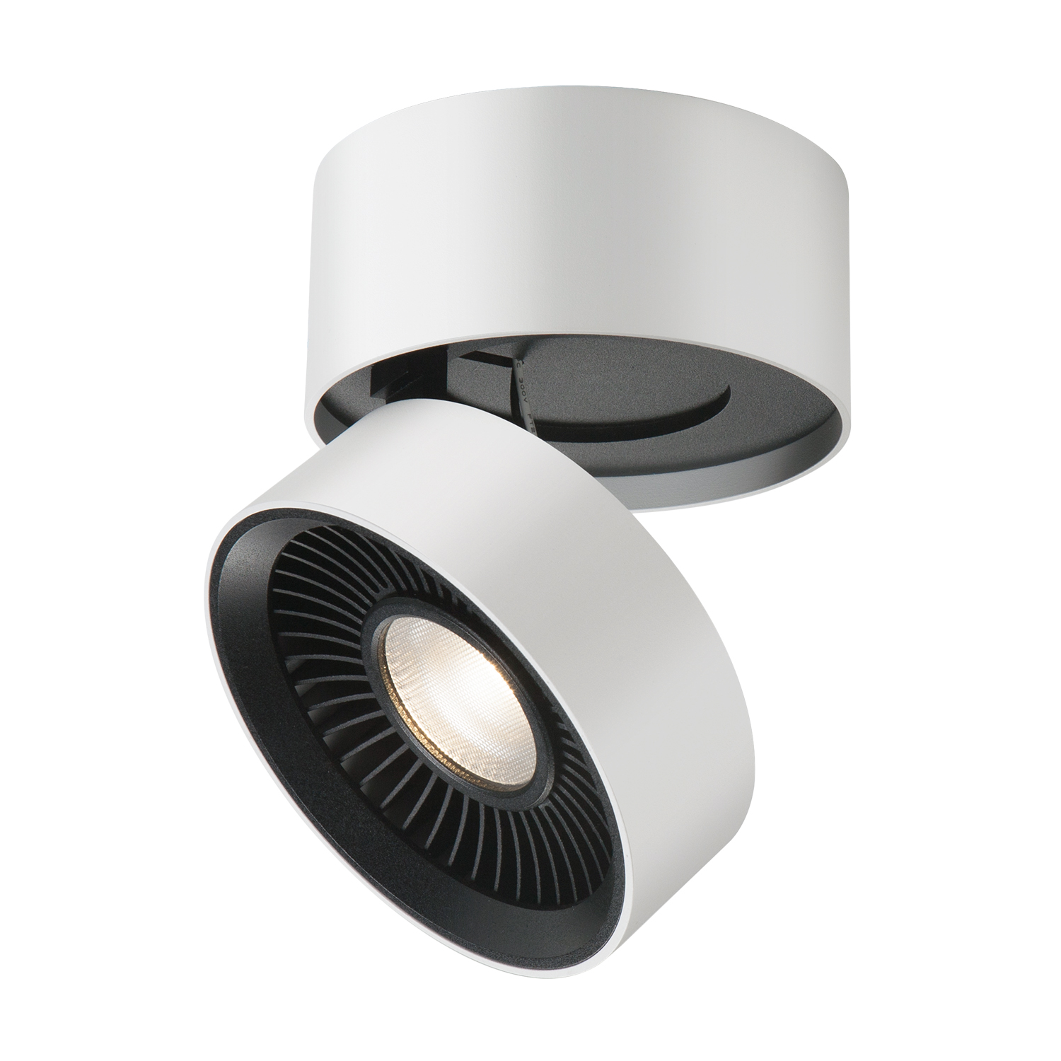 Solo Ceiling Light Fixture By Kuzco Lighting Fm9405 Wh