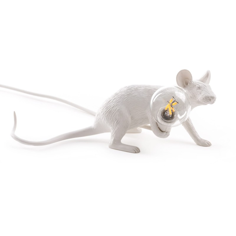 Mouse Lie Down Table Lamp By Seletti | SEL 14886US