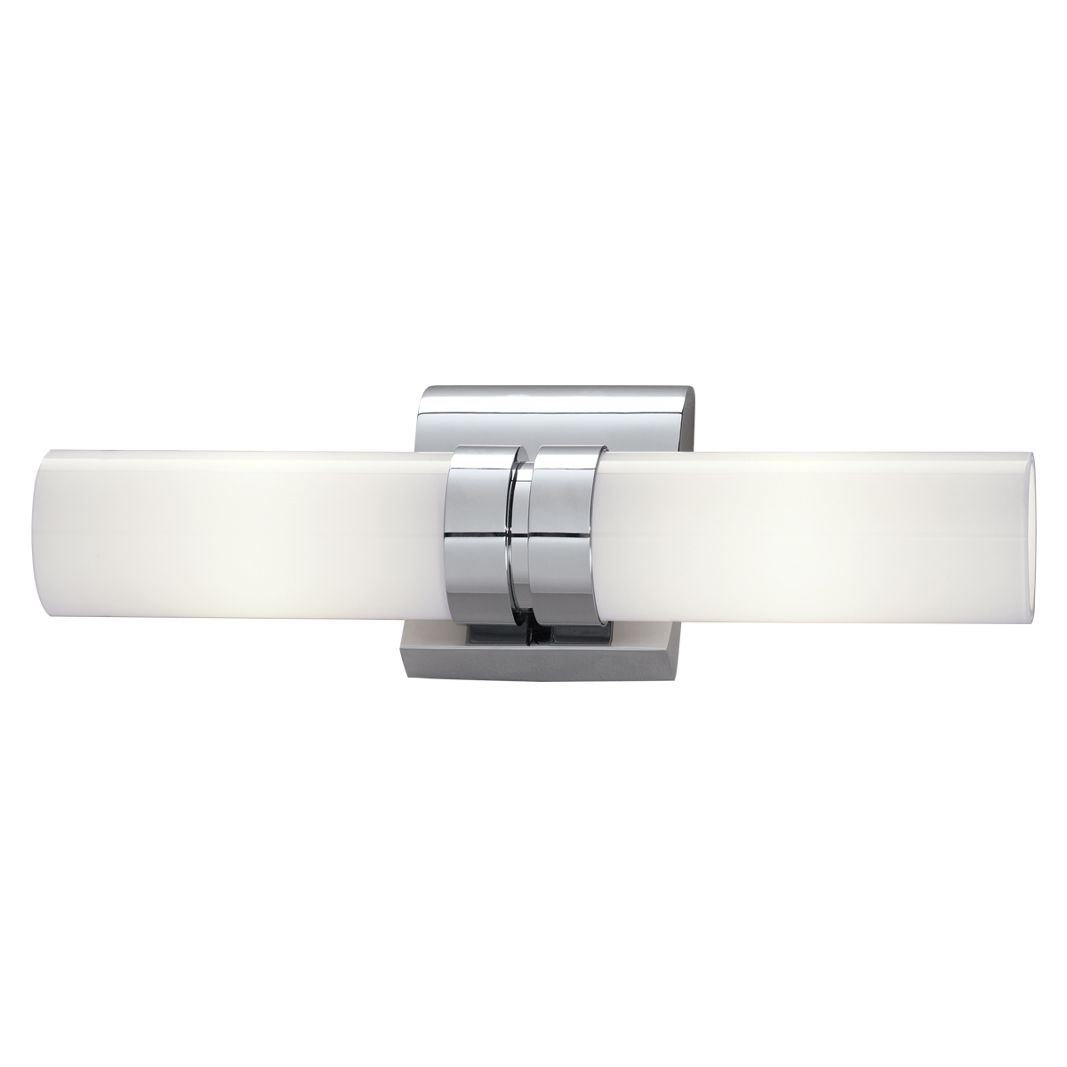 wave double bath bar by norwell lighting 8902 ch so