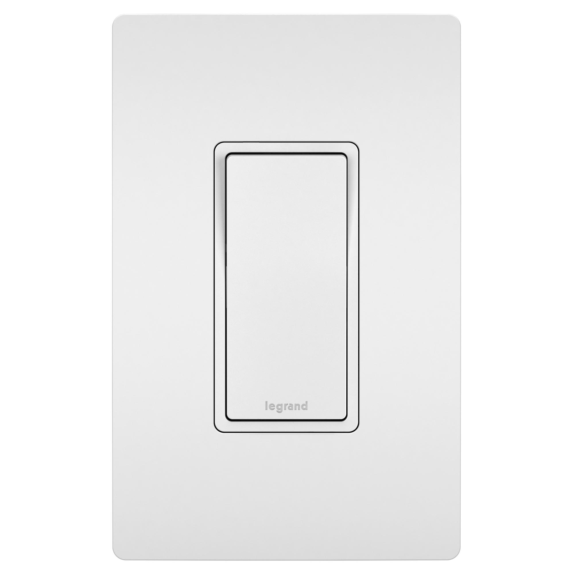 Radiant 15A Single Pole Switch by Legrand | TM870W