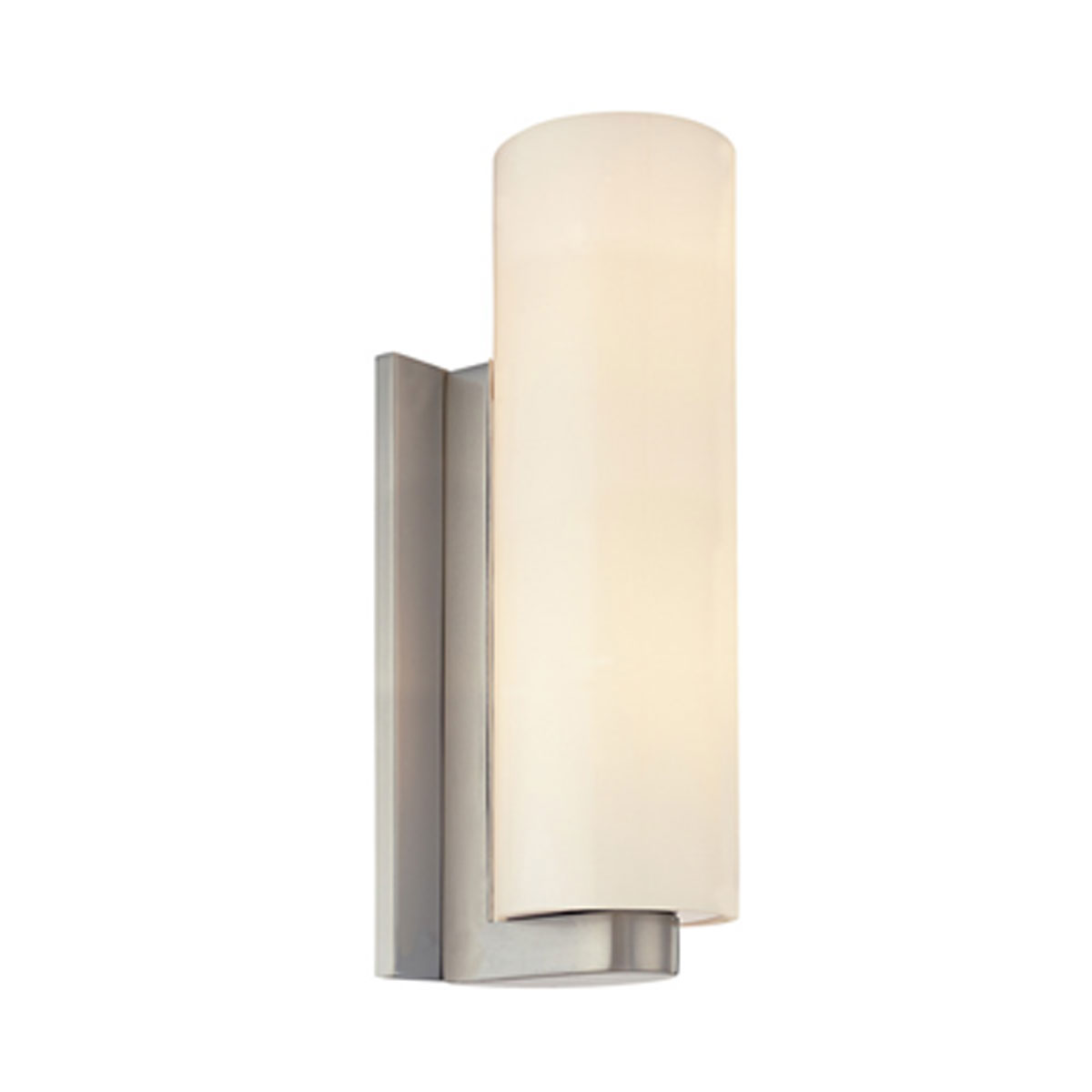Century tall cylinder wall sconce by sonneman a way of light - Cylindrical wall sconce ...