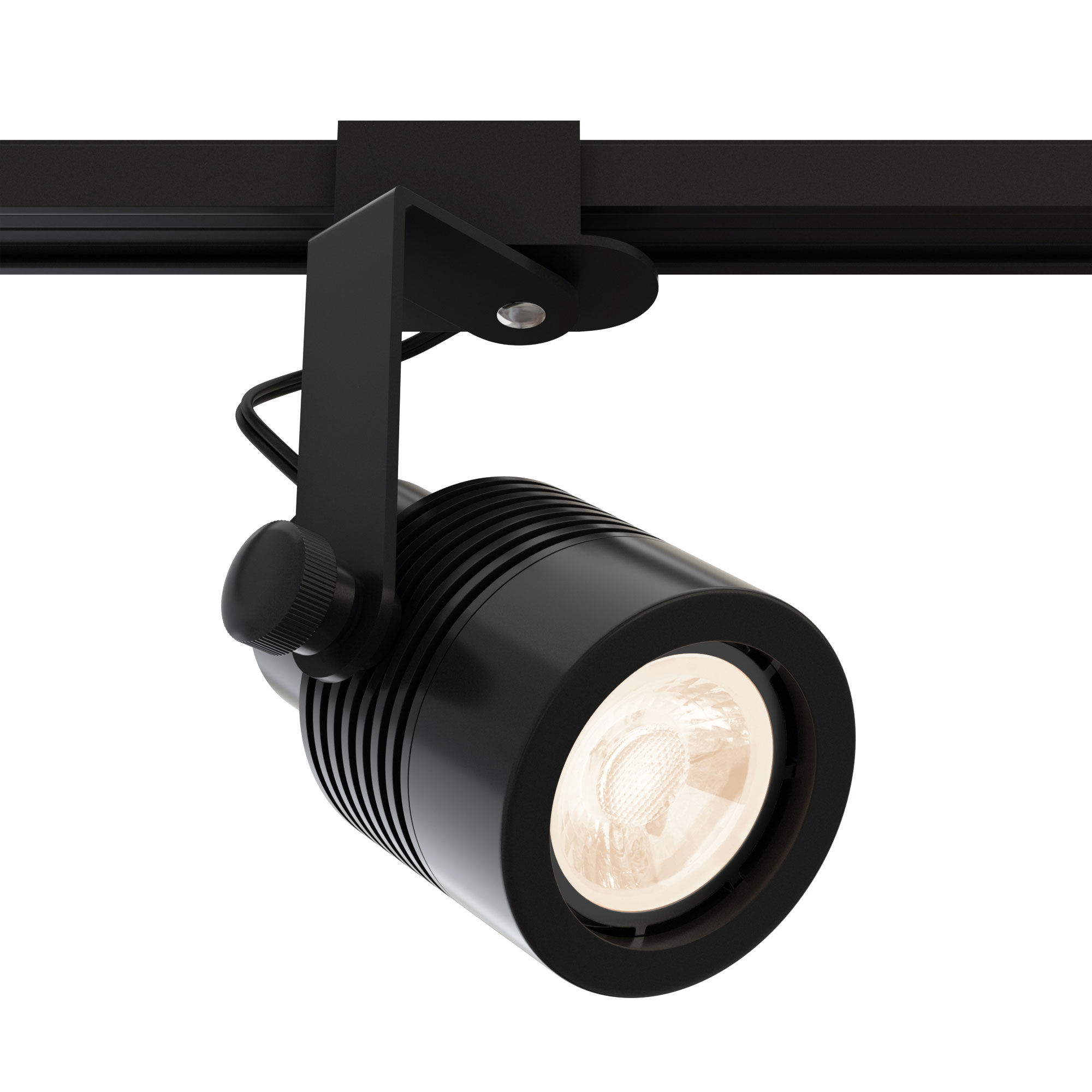 Micro outdoor track light mr16 12v by pureedge lighting tx12 micro bk aloadofball Gallery