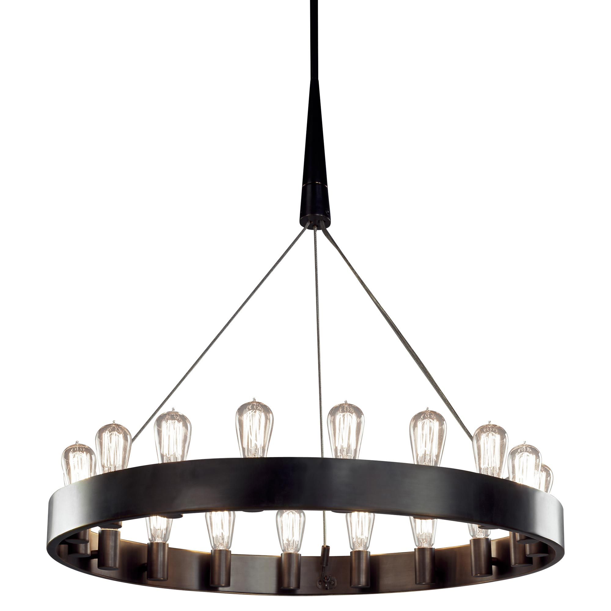 Chandelier by Robert Abbey – Candelaria Chandelier