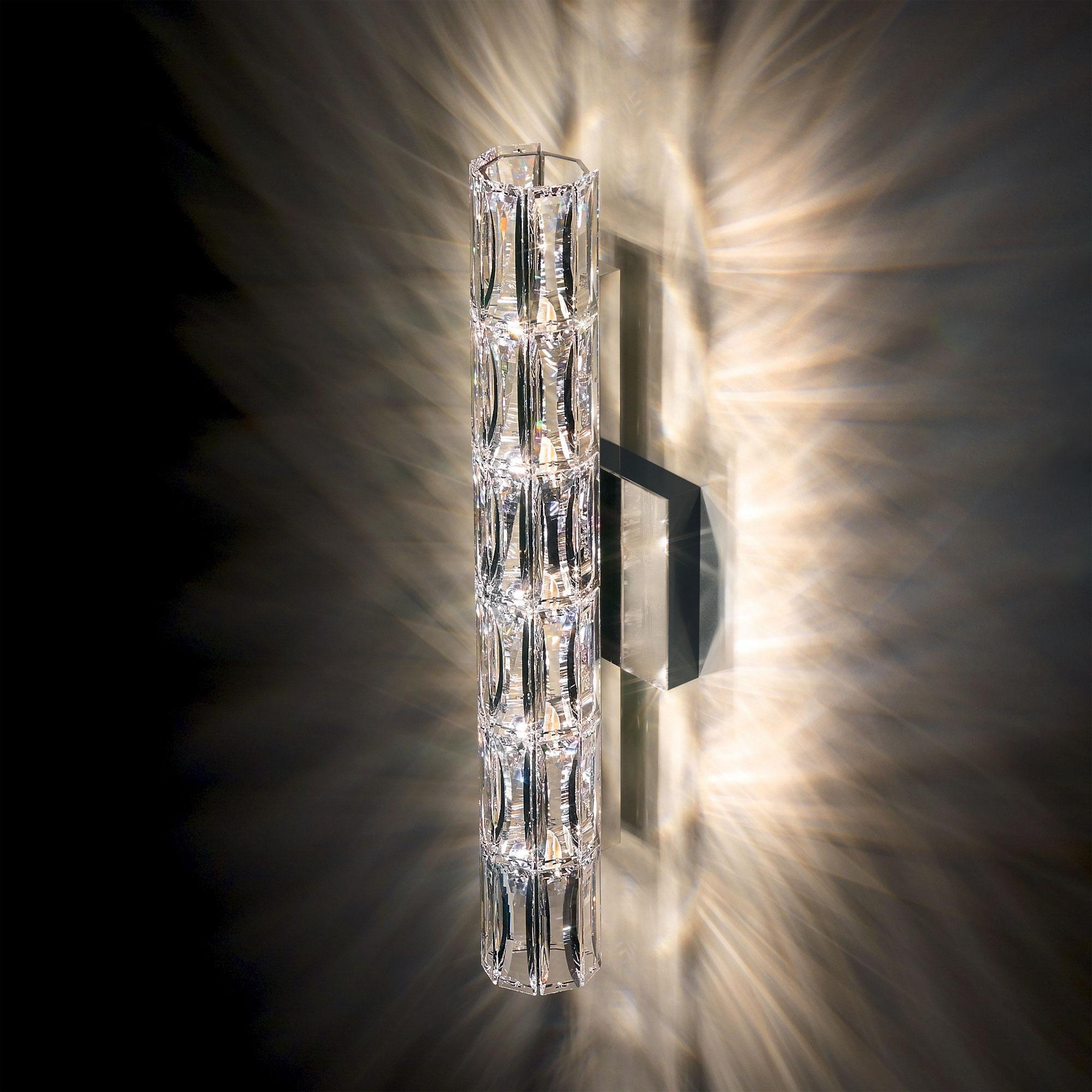 Verve Wall Sconce By Swarovski A9950nr700255