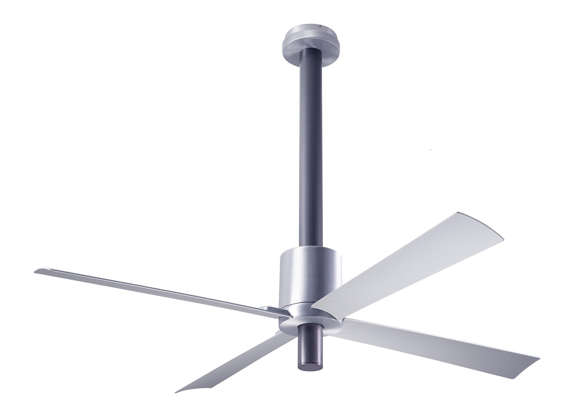 Pensi Dc Outdoor Ceiling Fan By Modern Fan Co Pen Aa 52 Al Nl Rc
