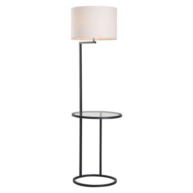 Swift Floor Lamp W Table By Zuo Modern