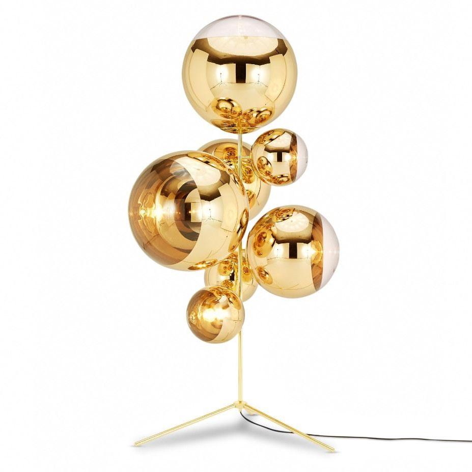 Ball chandelier floor lamp by tom dixon mbbsc01g fusm mirror ball chandelier floor lamp by tom dixon mbbsc01g fusm arubaitofo Gallery