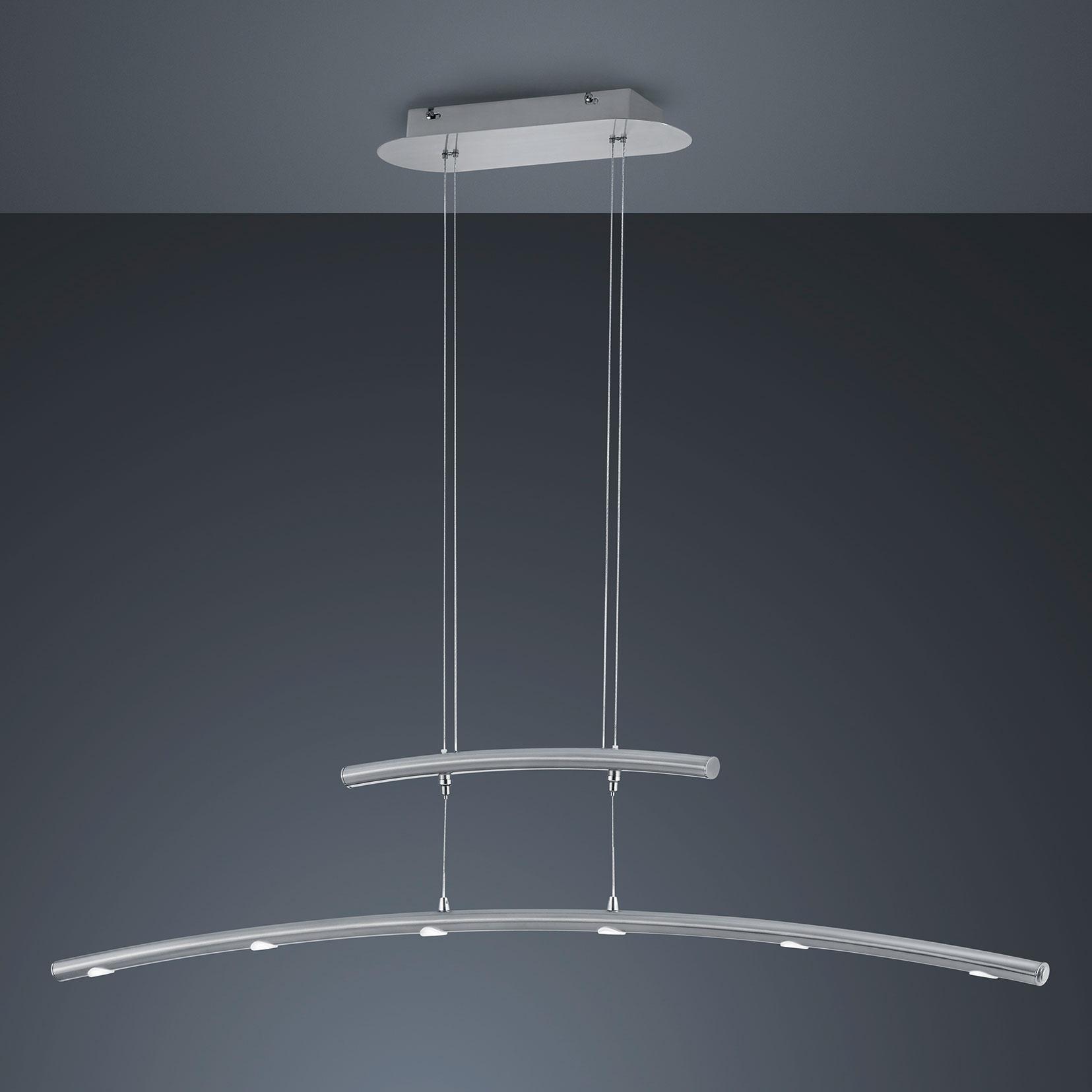 columbus linear suspension by arnsberg 378490607. Black Bedroom Furniture Sets. Home Design Ideas
