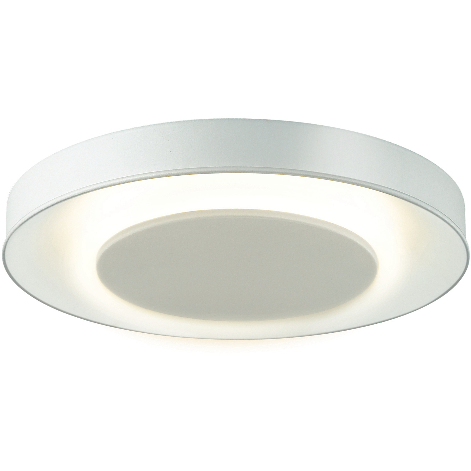 Halo Flush Mount Ceiling Wall Light