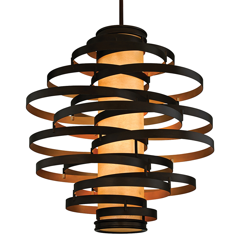 vertigo suspension by corbett lighting 113 76. Black Bedroom Furniture Sets. Home Design Ideas