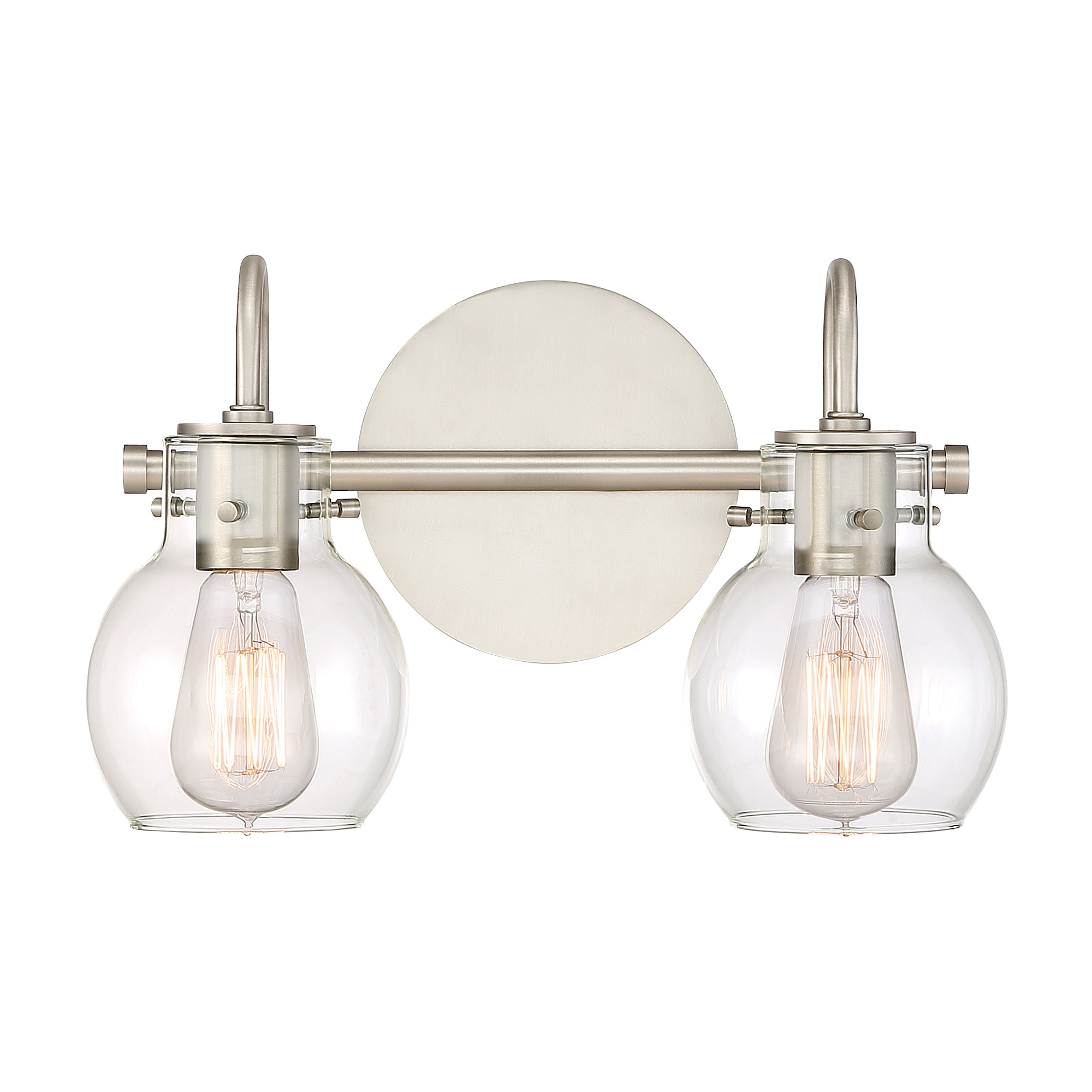 Andrews Bathroom Vanity Light By Quoizel