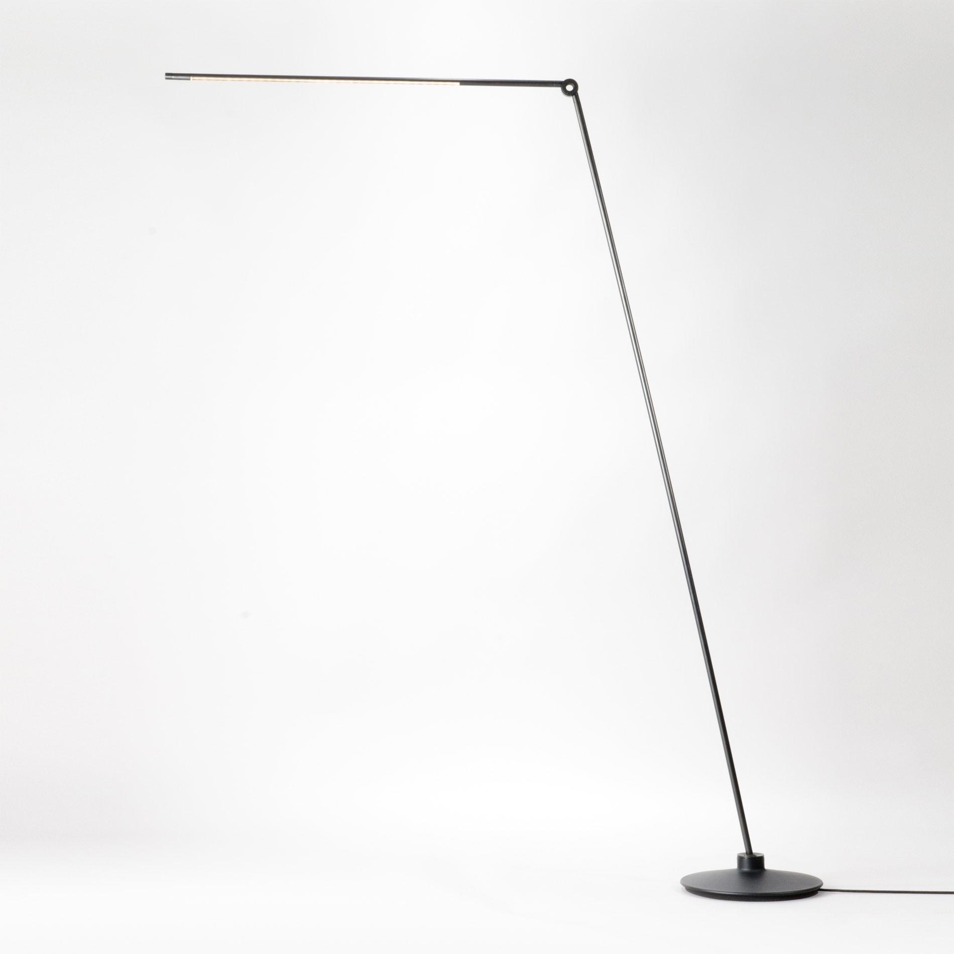 Thin floor lamp by juniper jpr thfl ox aloadofball Image collections