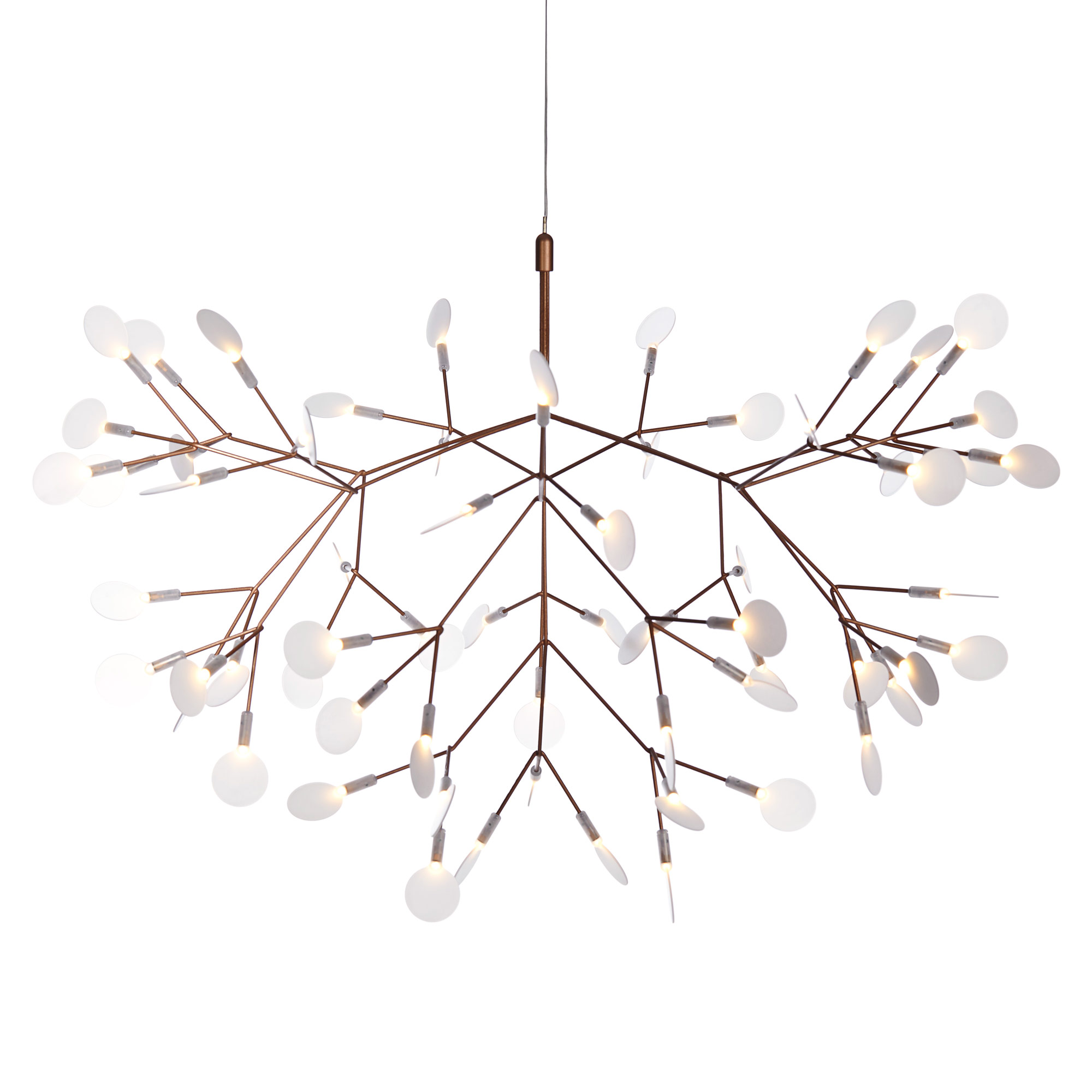 heracleum ii led suspension by moooi ulmolher cd. Black Bedroom Furniture Sets. Home Design Ideas