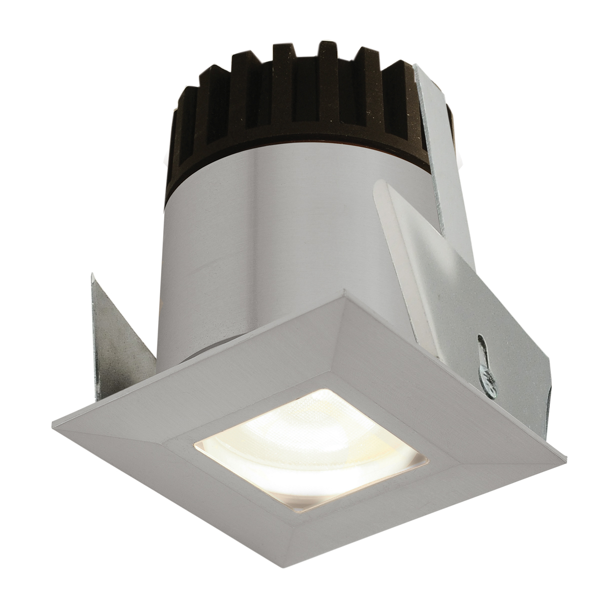Sun3c Square Led Ceiling Recessed By Pureedge Lighting Hdl3 Sq Ww Sa