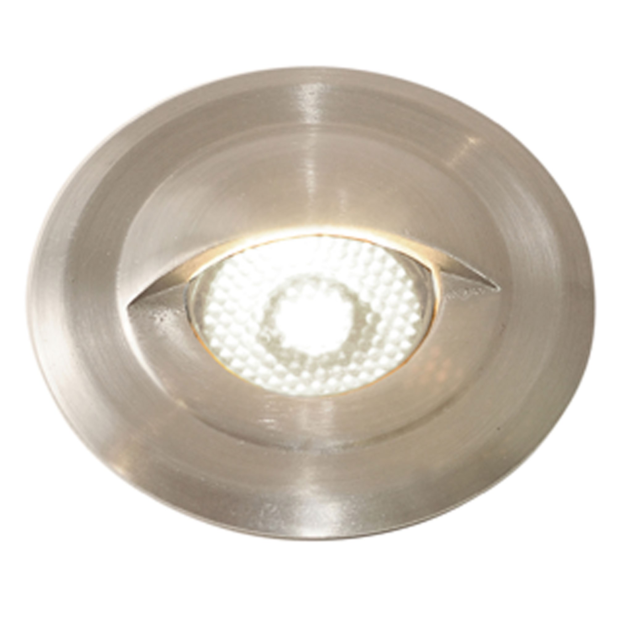 Miniport LED Eyelid Trim Step Light by PureEdge Lighting | MPORT-12VAC-EL-SS  sc 1 st  Lightology & LED Eyelid Trim Step Light by PureEdge Lighting | MPORT-12VAC-EL-SS azcodes.com
