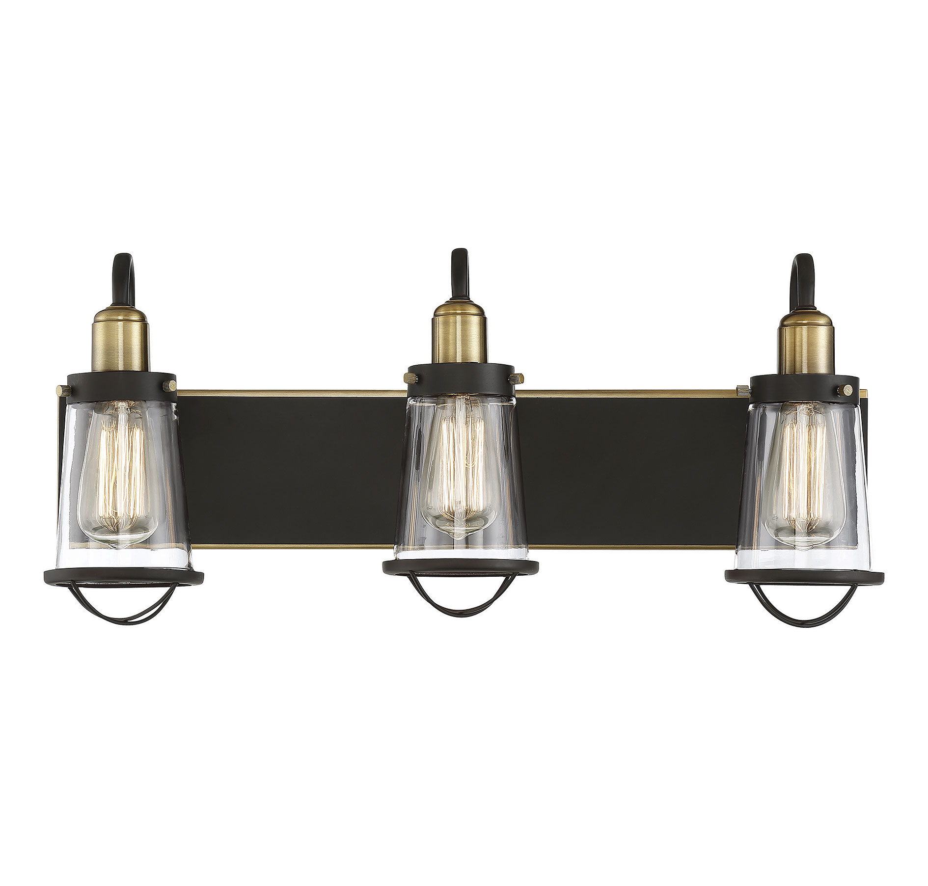 Lansing Bathroom Vanity Light By Savoy House - Savoy bathroom light fixtures