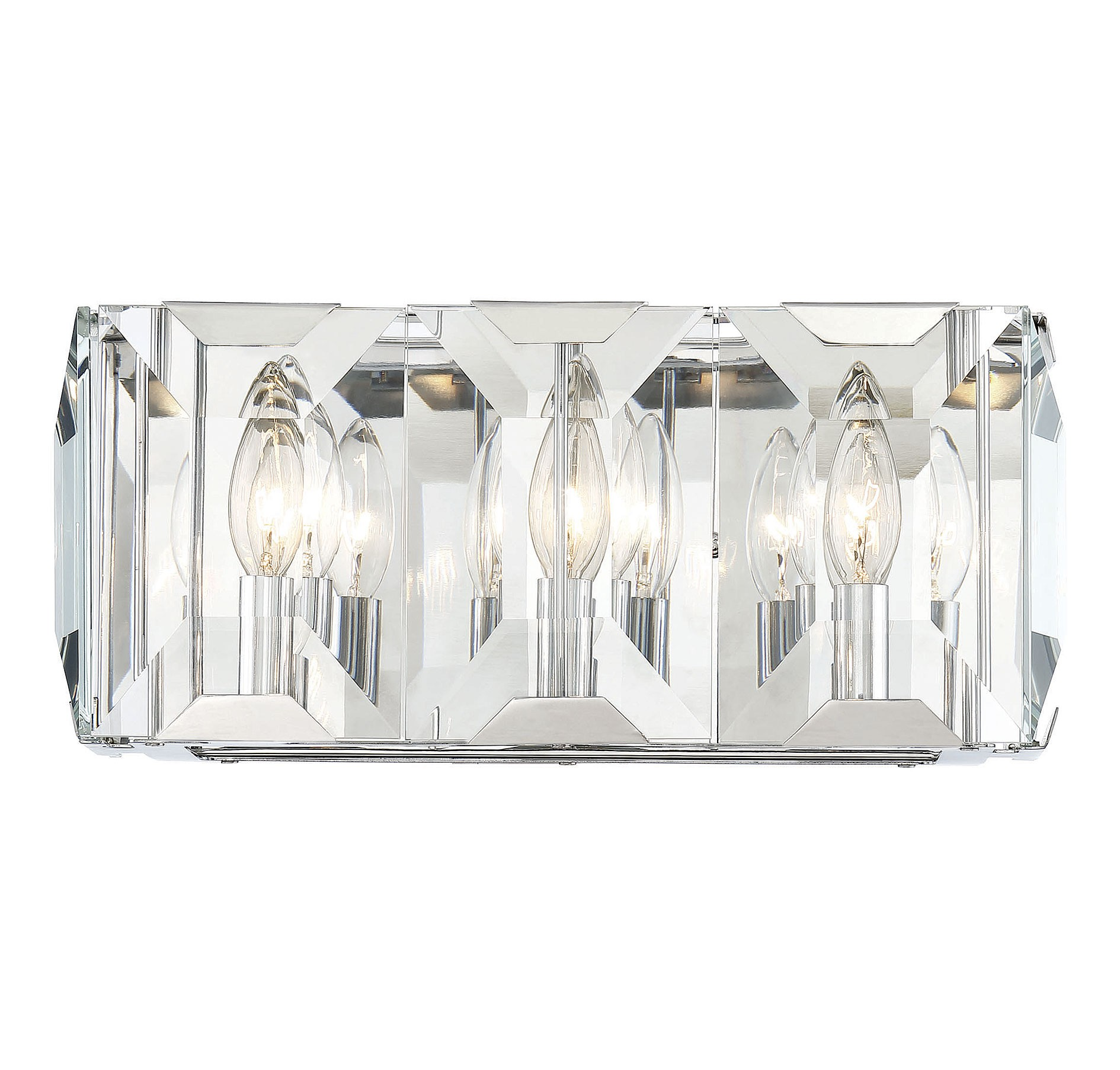 Bangle Bathroom Vanity Light by Savoy House | 8-4705-3-11