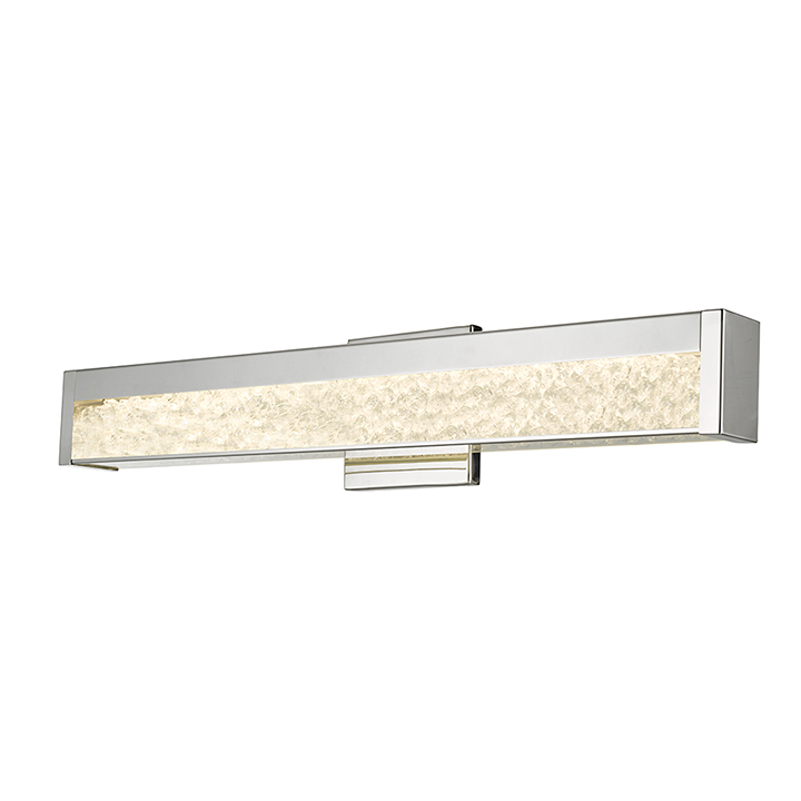 led bathroom vanity lights mirror dazzle led bathroom vanity light by abra lighting 20030wvch