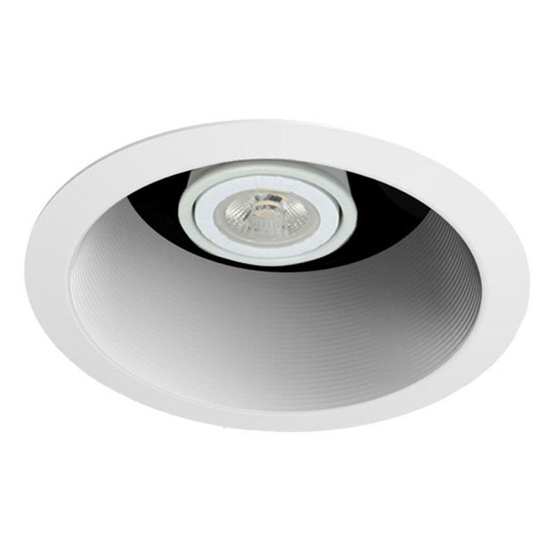 Ap80h Exhaust Fan With Recessed Light Humidity Sensor By Aero Pure Rvl