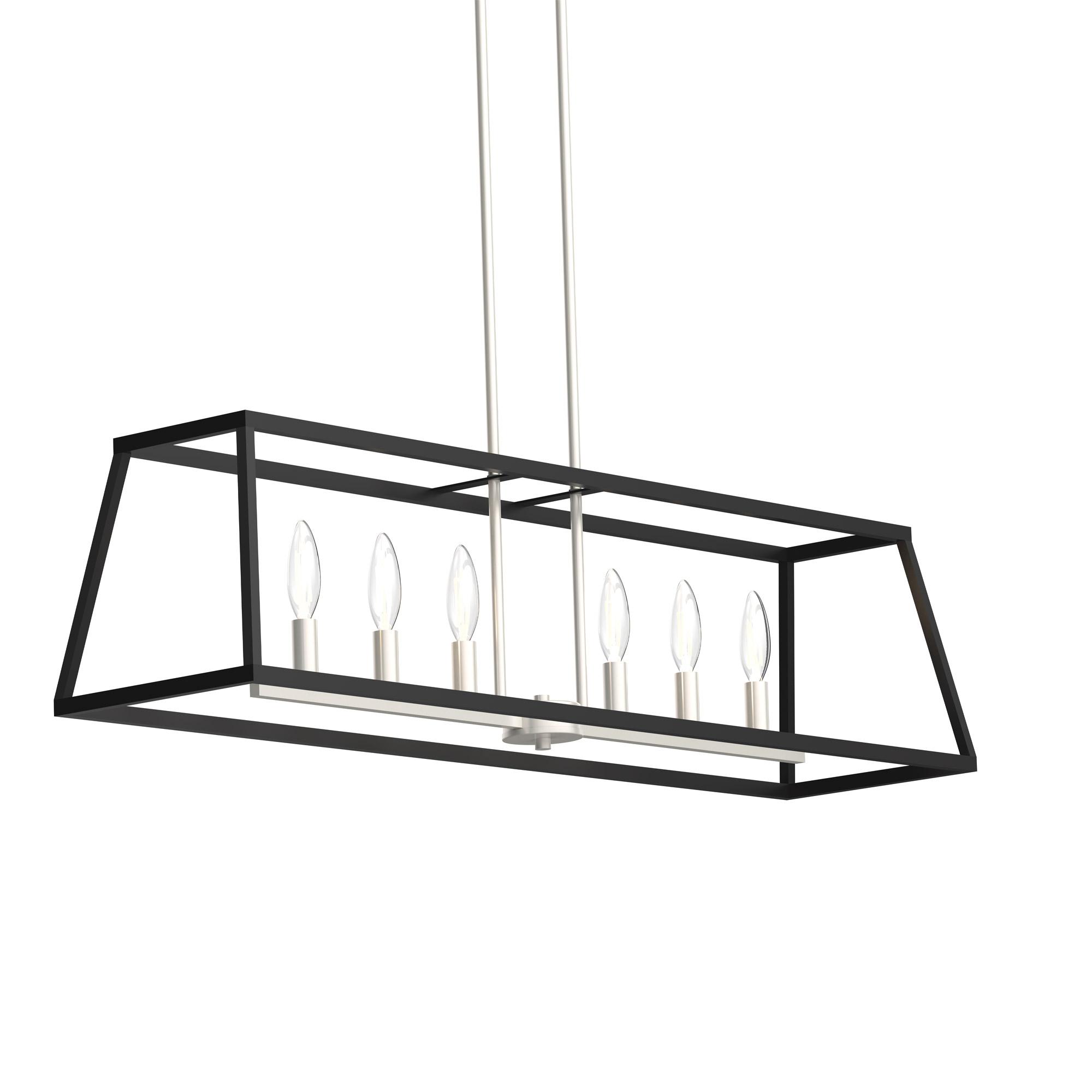 Lauian Linear Pendant By Dvi Lighting