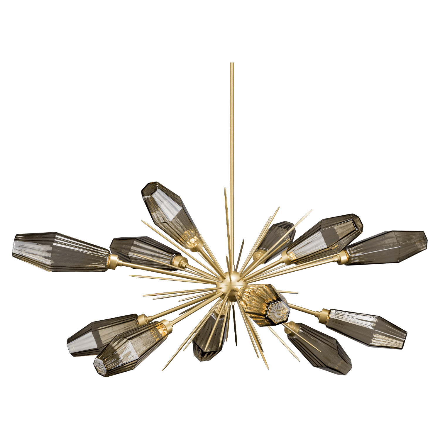 Aalto Oval Starburst Chandelier By Hammerton Studio Plb0049 0a Gb Rb 001 L1