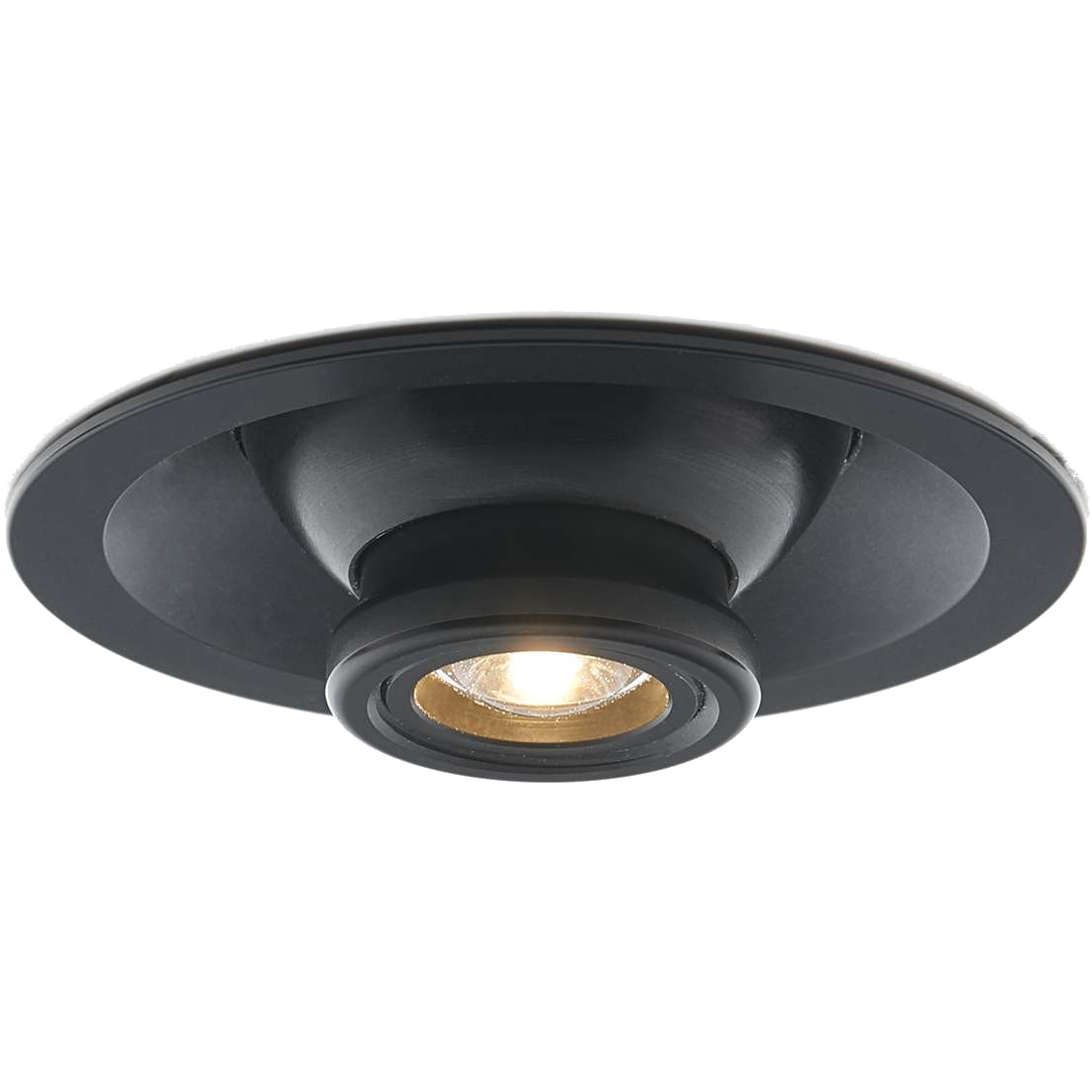 Zhoom Recessed Ceiling Adjustable Spotlight by Molto Luce