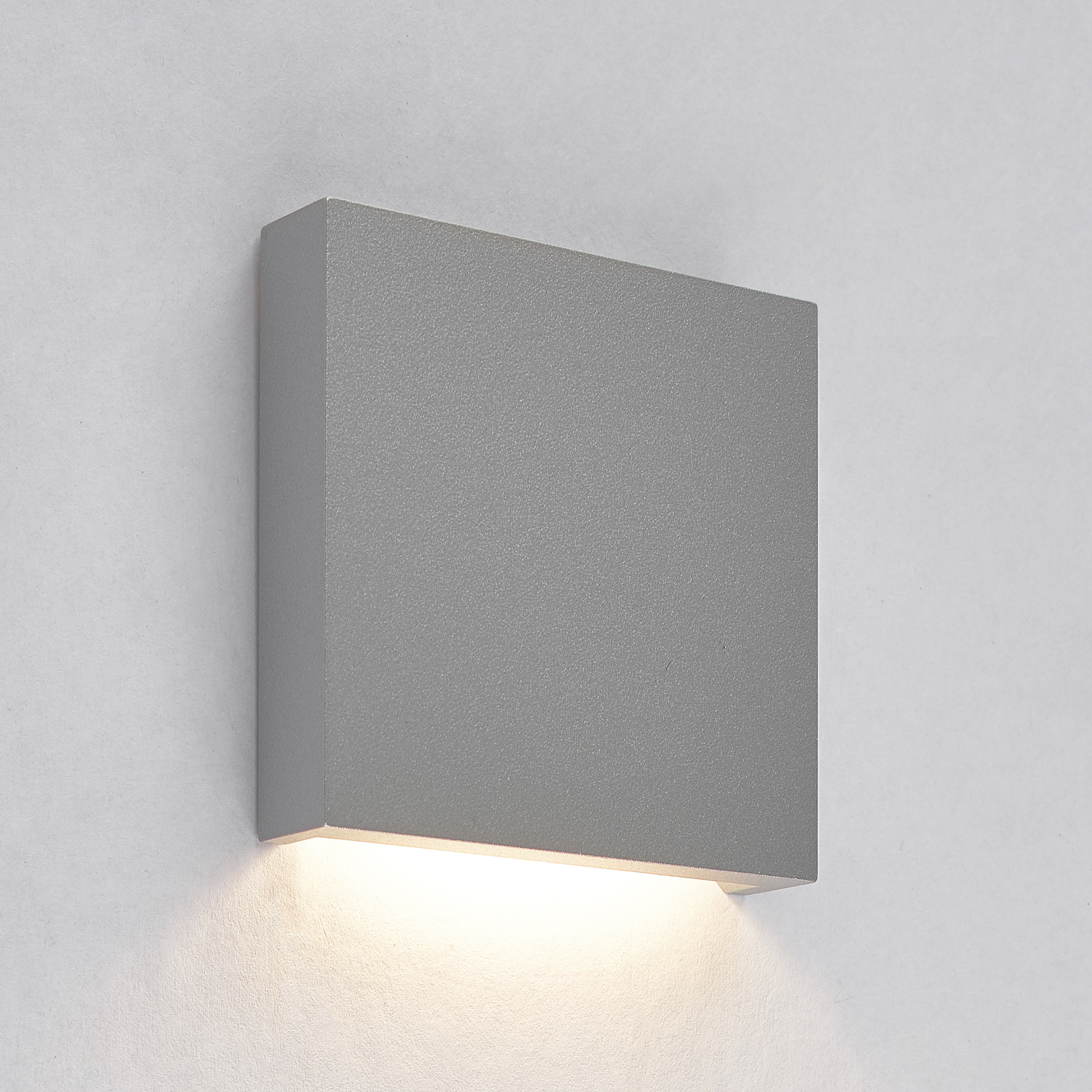 Q1 Square Step Light With Jbox And Driver By Molto Luce 56 5200 2