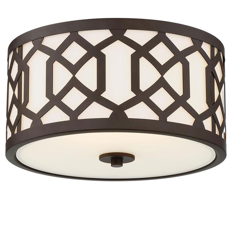 Jennings outdoor ceiling light by crystorama jen 2203 db
