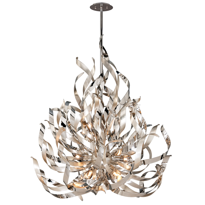 Graffiti Chandelier By Corbett Lighting 154 412