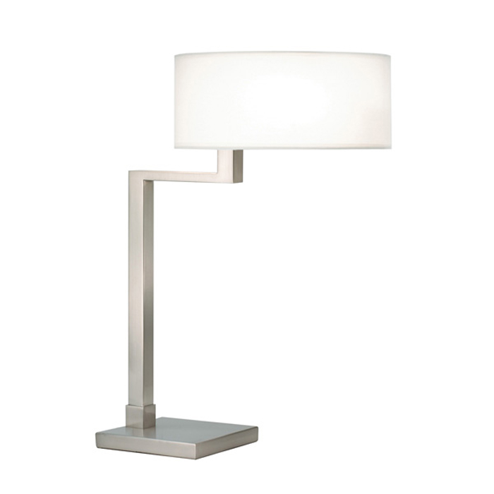 Quadratto Swing Arm Table Lamp By Sonneman A Way Of Light