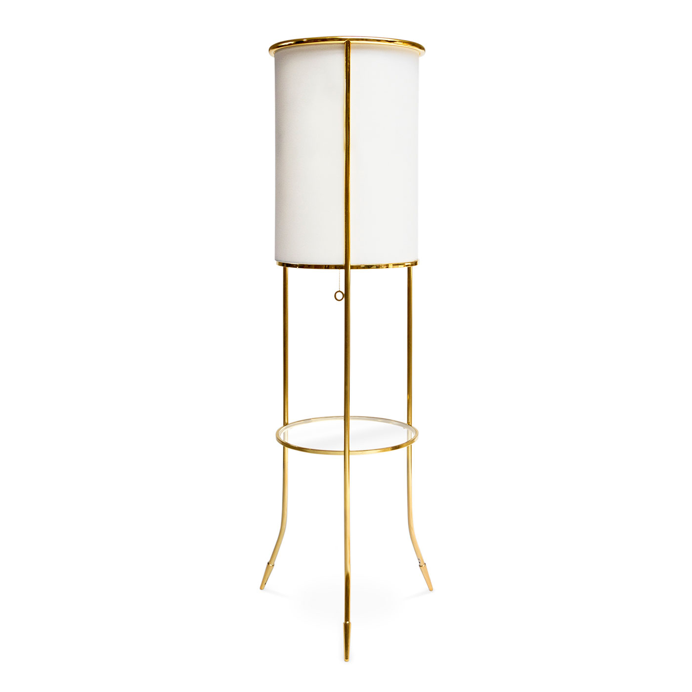 Maxime Column Floor Lamp By Jonathan Adler Ja 18819