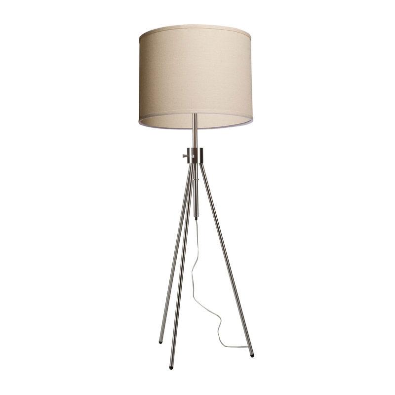 mercer street floor lamp by artcraft sc589om. Black Bedroom Furniture Sets. Home Design Ideas