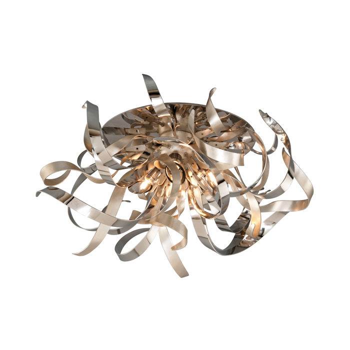Graffiti Semi Flush Ceiling Mount By Corbett Lighting 154 34